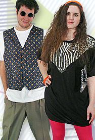 1980's             1990's Couple