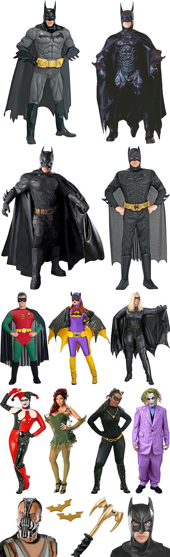 Batman Costumes