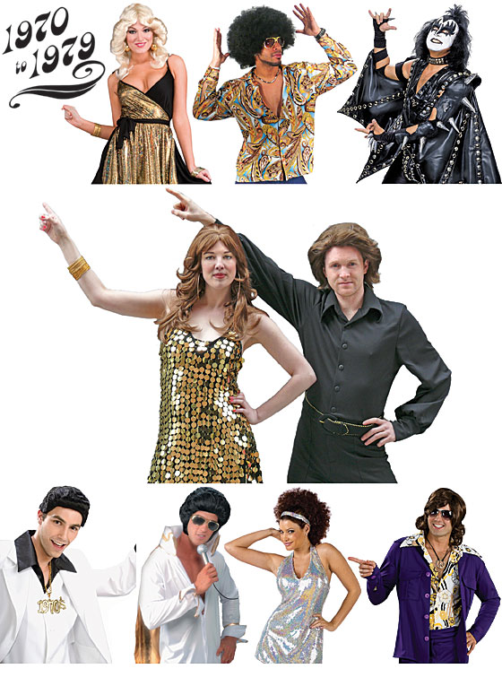 1970s Costumes