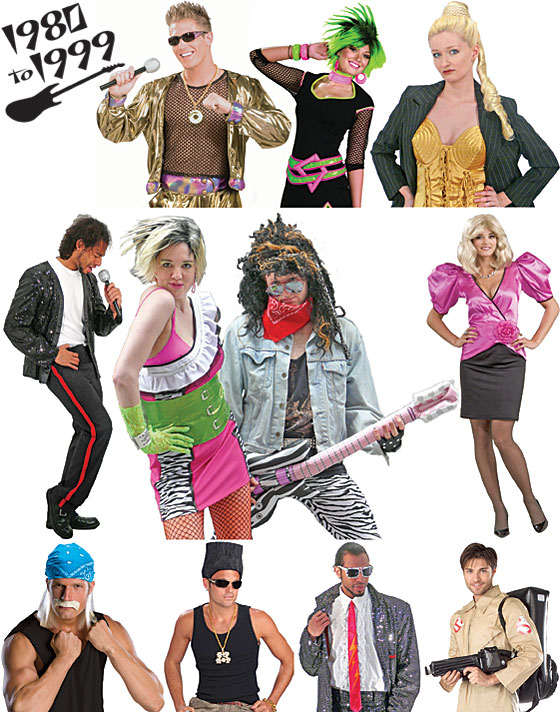Decades Costume Ideas At Boston Costume