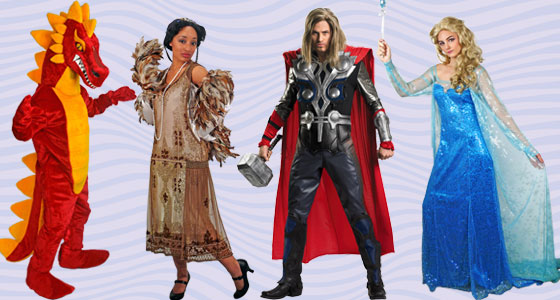 Rental Costumes at Boston Costume