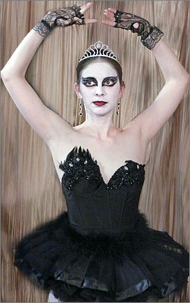 Black Swan Makeup Tutorial At Boston Costume