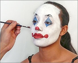 Classic Clown Makeup | www.pixshark.com - Images Galleries ...