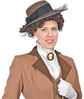 Edwardian Women's Costumes