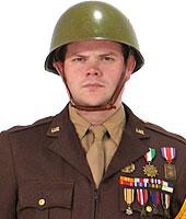 World War I & World War II Uniform Costumes
