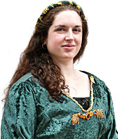 Late Gothic/Medieval Women's Rental Costumes