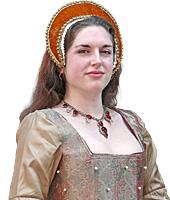 Renaissance and Tudor Women's Rental Costumes