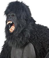Chimpanzee & Gorilla Mascot Rental Costumes