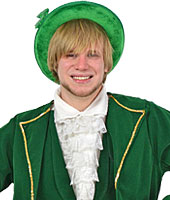 St. Patrick's Day rental costumes