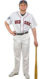 Baseball Player Uniform