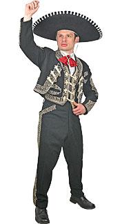 Charro Suit Costume
