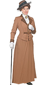 Victorian/Edwardian Woman Costume