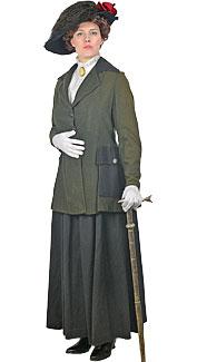 Victorian/Edwardian Woman