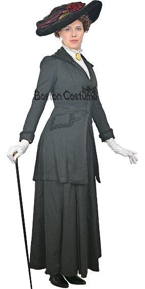 Victorian/Edwardian Woman Costume