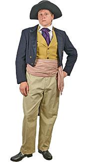 Sans-Culotte Costume