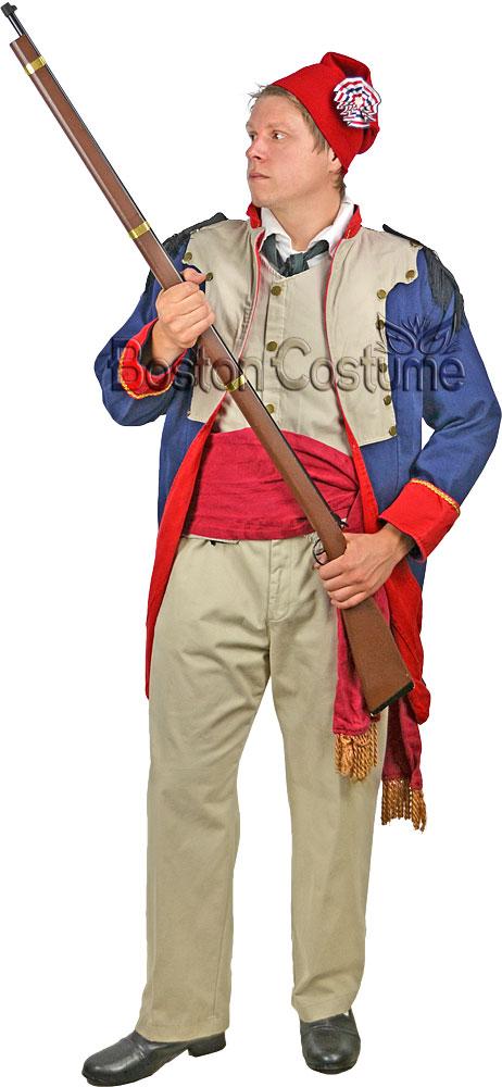 Sans Culotte Costume At Boston Costume