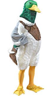 Deluxe Mallard Costume