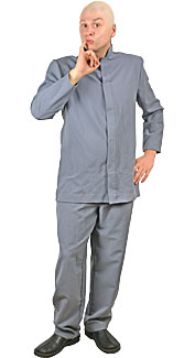 Professor Malice Costume