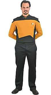 Star Trek: The Next Generation Shirt at Boston Costume