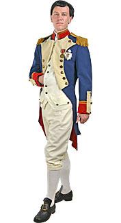 Victorian/Napoleonic Man Costume