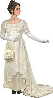 Victorian/Empire Woman Costume