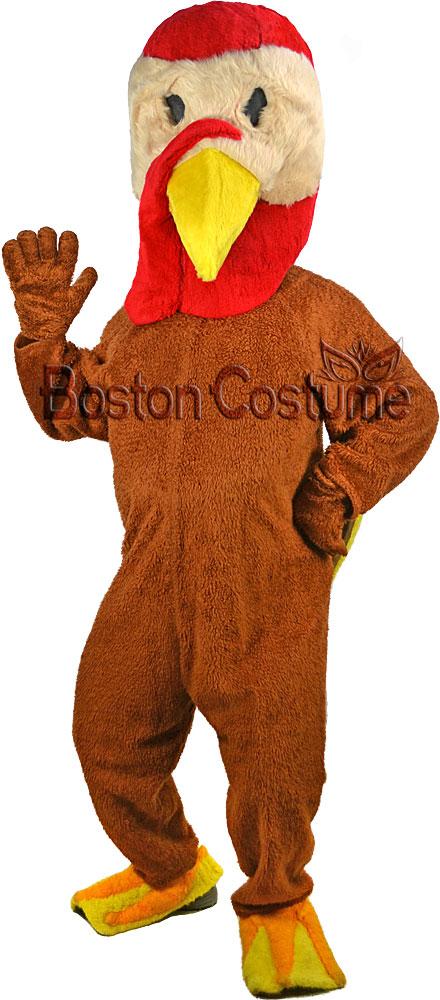 Turkey Costume  sc 1 st  Boston Costume & Turkey Costume at Boston Costume