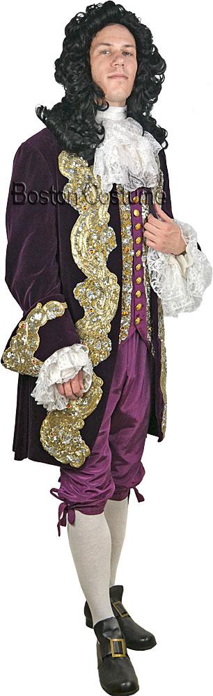 Deluxe 17th Century Man Costume  sc 1 st  Boston Costume & Deluxe 17th Century Man Costume at Boston Costume