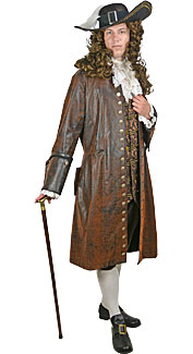 17th Century Man Costume