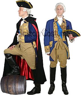 18th Century General Rental Costume