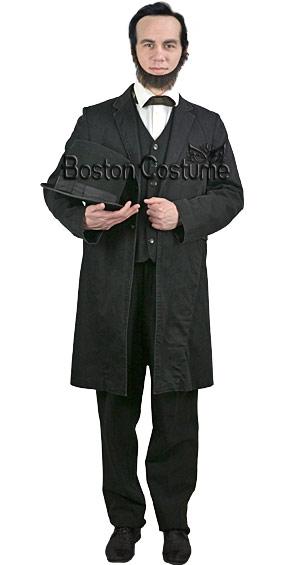Honest Abe rental costume