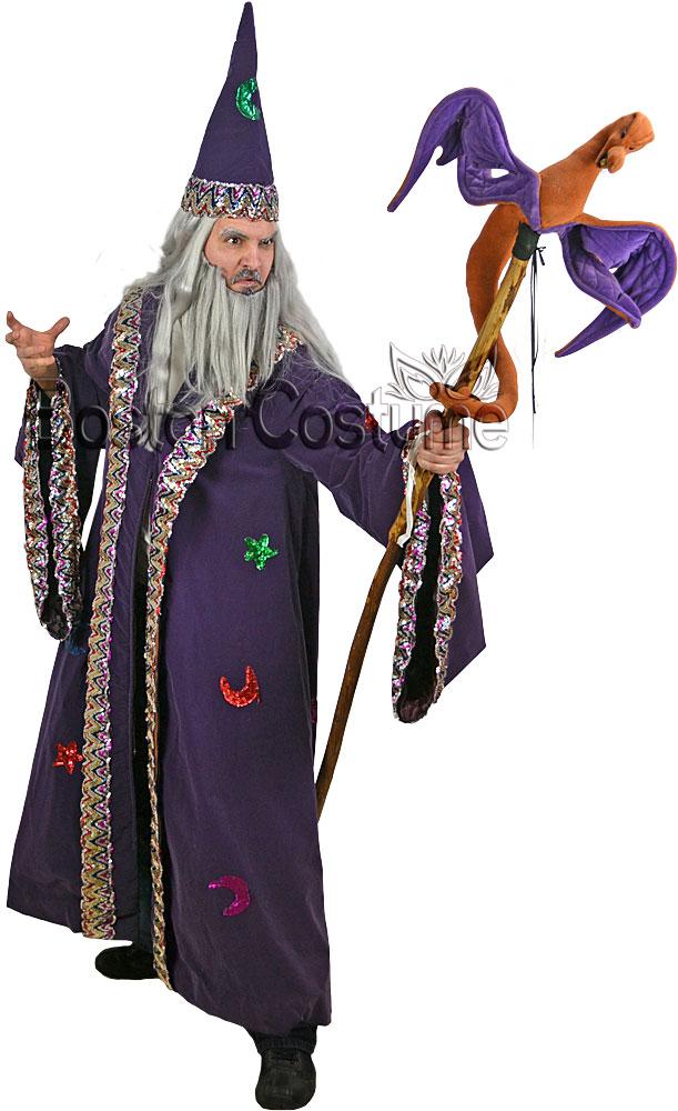 Wizard Costume at Boston Costume