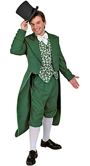 Leprechaun Rental Costume