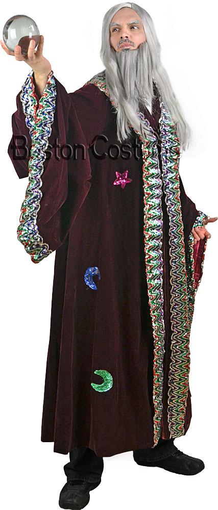 wizard robe at boston costume