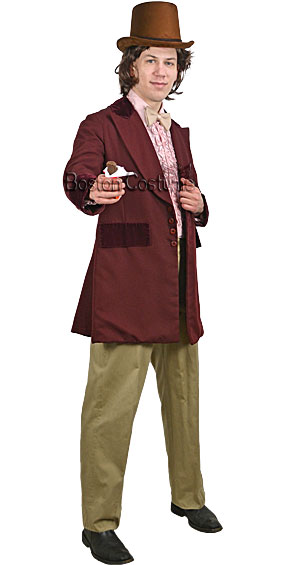 Candy Man Rental Costume
