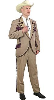 Western Tycoon Costume