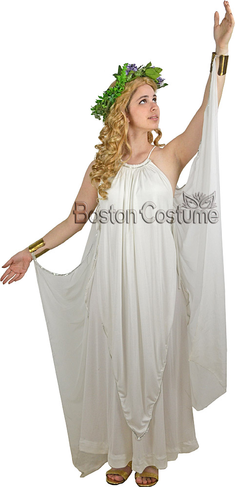 Greco Roman Woman Costume At Boston Costume