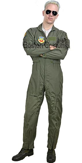 U.S. Navy Pilot Rental Costume