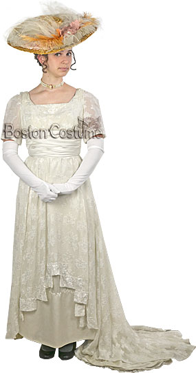 Victorian/Edwardian Woman Rental Costume