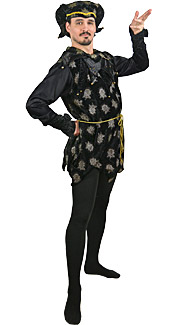 Jester Rental Costume