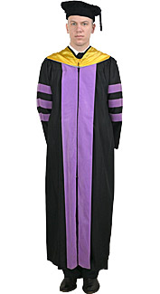 Graduate Rental Costume
