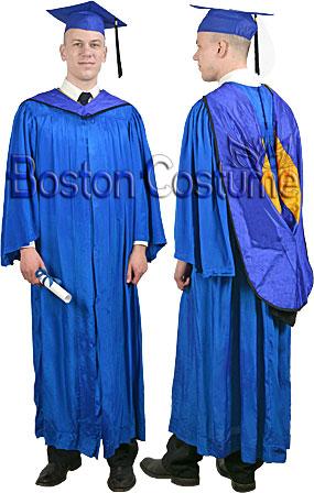 Rental Graduate Costume