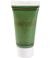 Fantasy F/X Liquid Makeup in Green by Mehron