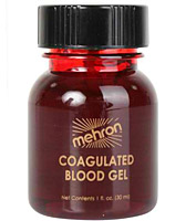 Coagulated Blood Gel
