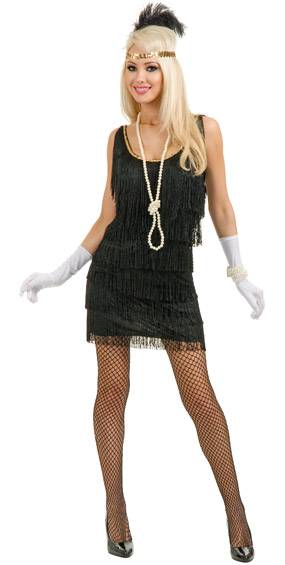 Fashion Flapper Costume by Charades