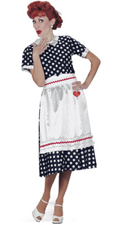 I Love Lucy Costume by Fun World