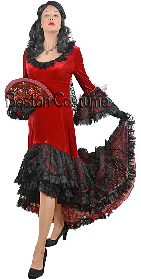 Senorita Rental Costume