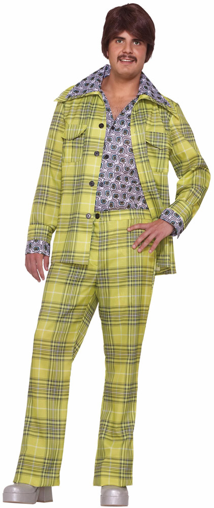 70u0027s Leisure Suit Costume  sc 1 st  Boston Costume : 60 and 70 costumes  - Germanpascual.Com