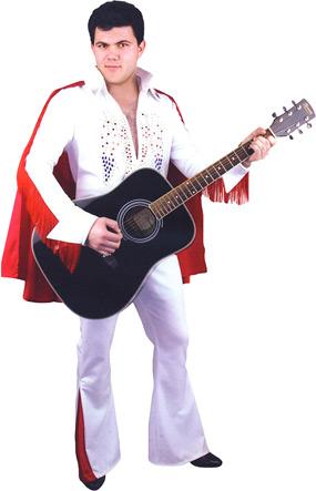 Rhinestone Rockstar Costume
