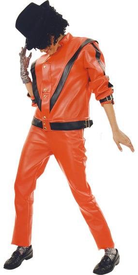 Moonwalker Chiller Costume