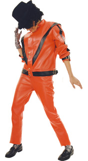 Moonwalker Chiller Costume